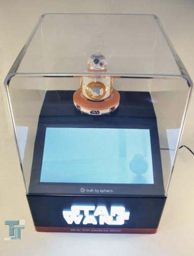 BB-8 SPHERO Advertisingdisplay / Exhibitor - NEW, MISB