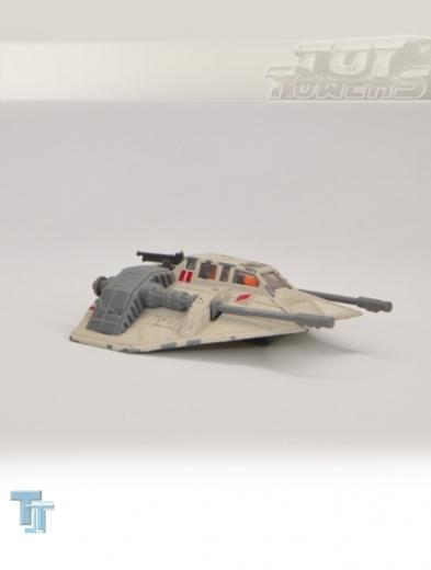 Star Wars DIE CAST - Snowspeeder 39680, lose