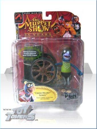 Muppet Show: PBM Express Exclusive Crash Helmet Gonzo