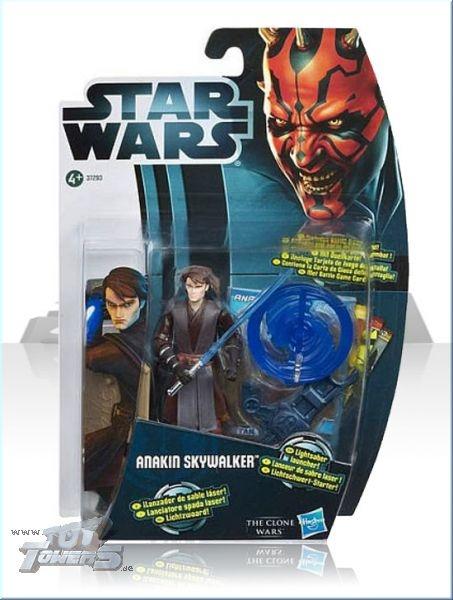 TCW 2012 - Anakin Skywalker #CW1