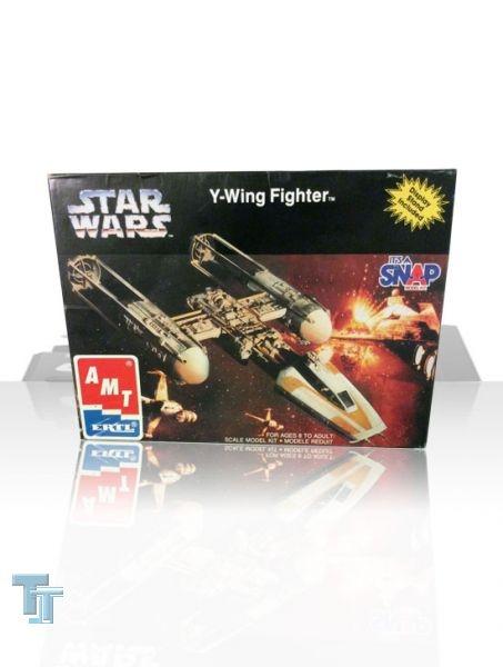AMT / ERLT Y-Wing Fighter 8934, NEU - MIB
