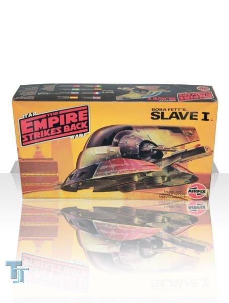 AIRFIX Boba Fett`s Slave I 910178, NEW - MIB