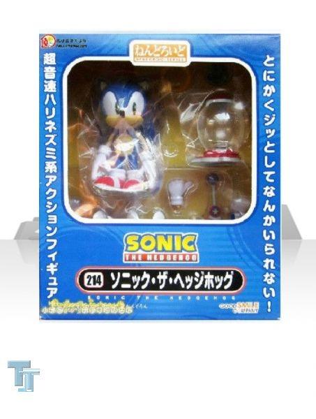 Sonic the Hedgehog PVC Nendoroid Actionfigur, MISB
