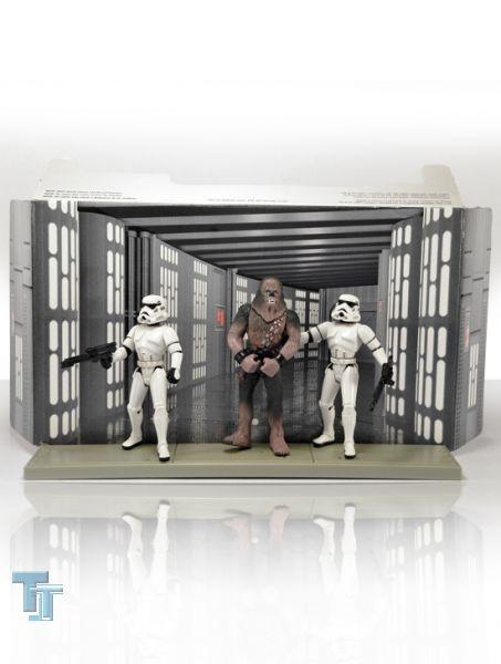 POTF² Cinema Scene - Death Star Escape - lose