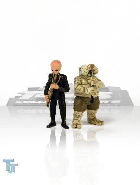 Barquin DAn & Droopy McCool - Walmart Exclusive, lose