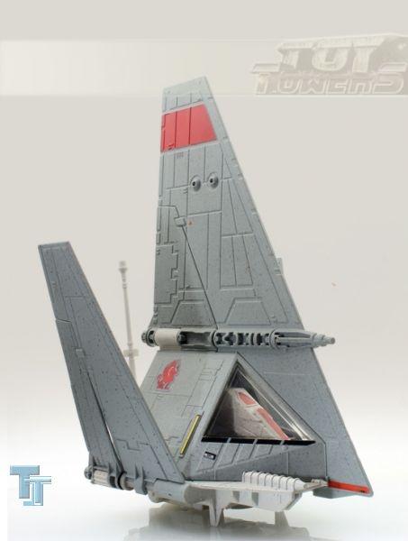 POTF² Lukes T-16 Skyhopper, lose