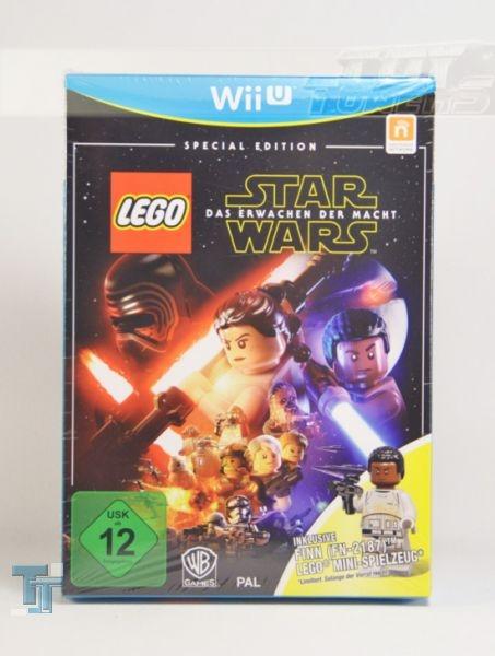 Wii U - LEGO Star Wars: Das Erwachen der Macht - Special Edition