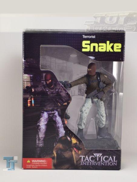 Tactical Intervention - Terrorist Snake, MIB