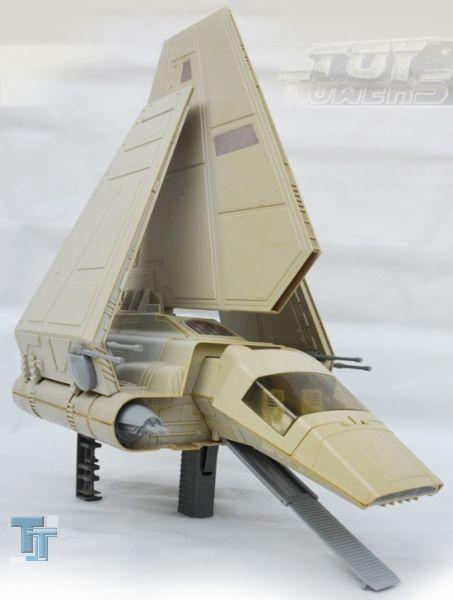 Vintage STAR WARS kenner imperial shuttle cockpit 3D printed