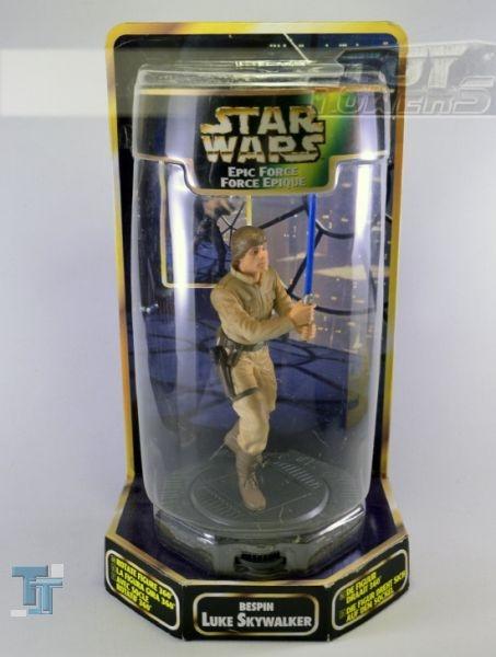 POTF² - Epic Force - Luke Skywalker - Bespin