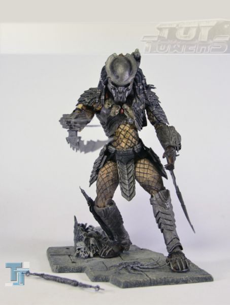 ALIEN vs. PREDATOR - Series 1: Celtic Predator 8,5 (22 cm), lose