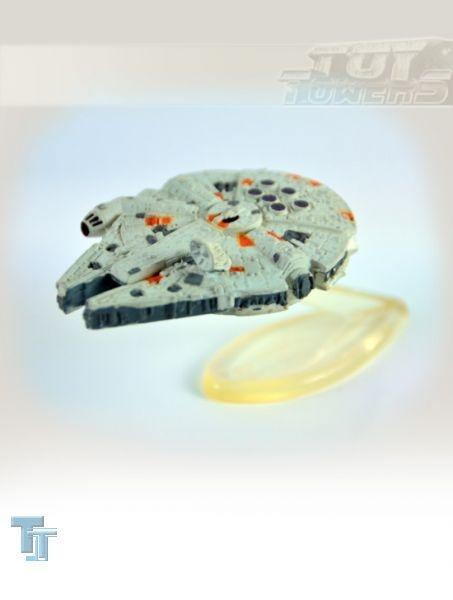 Micro Machines Miniatur Millenium Falcon, lose
