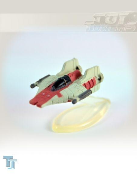 Micro Machines Miniatur A-Wing, lose