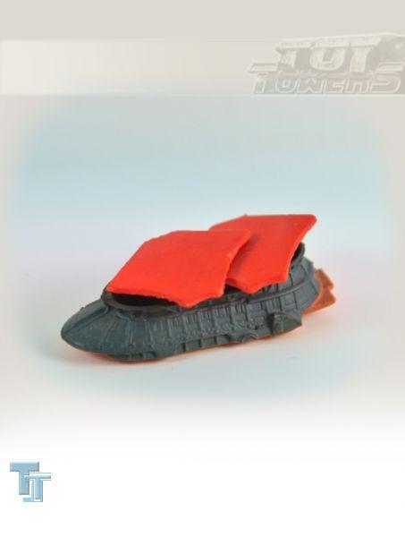 Micro Machines Miniatur Jabbas Sailbarke, lose