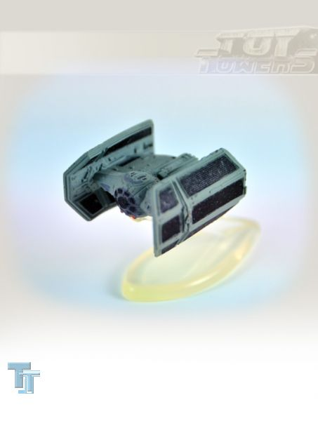 Micro Machines Miniatur Darth Vaders Tie-Fighter, lose