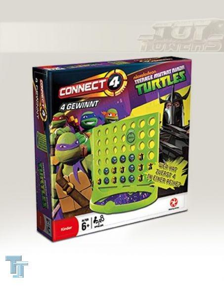 4 Gewinnt Teenage Mutant Ninja Turtles - Winning 10647 - Brettspiel