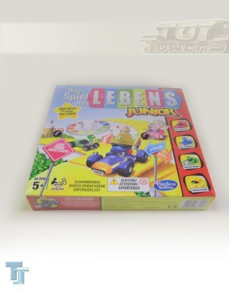 Hasbro Gaming - Das Spiel des Lebens Junior - Brettspiel