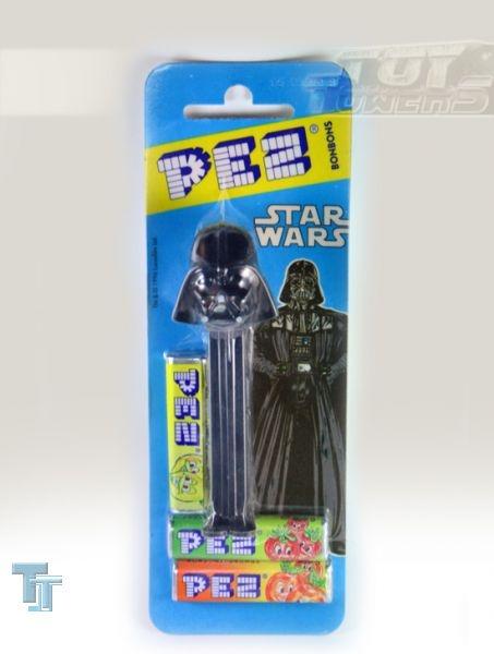 PEZ Spender Darth Vader - NEU - OVP - von 1999