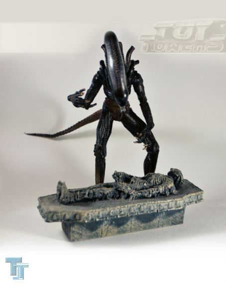 ALIEN vs. PREDATOR - Series 1: Battle Alien 8,25 (21 cm), Lose