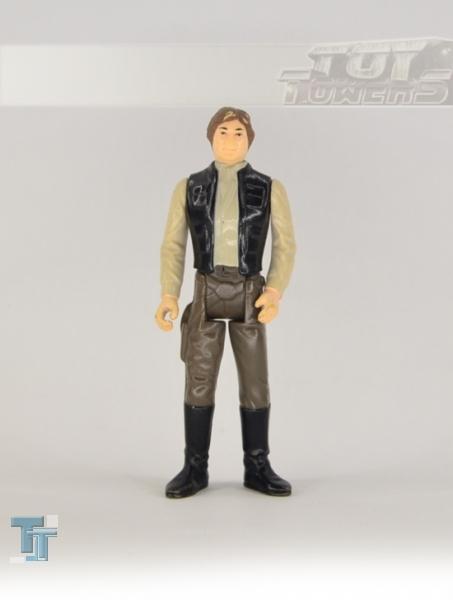 Vintage Han Solo Trench Coat, lose