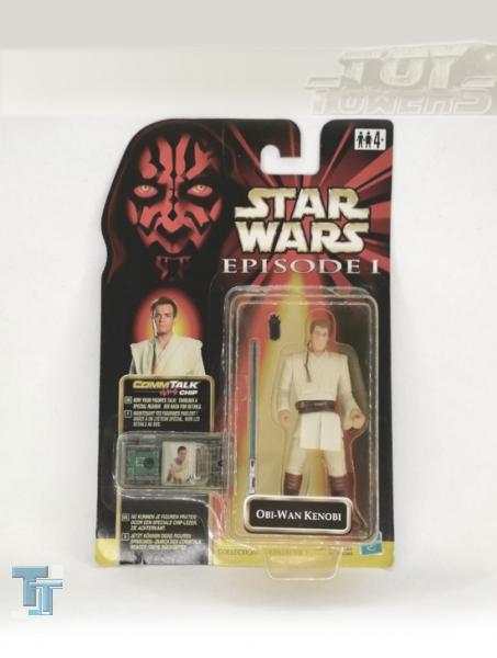 EP1 - Obi Wan Kenobi (Jedi Knight) - EU Card