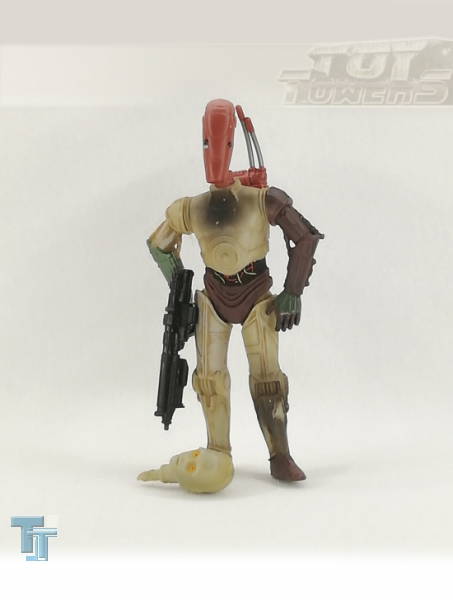 TSC - C-3PO Battle Of Geonosis #17, lose