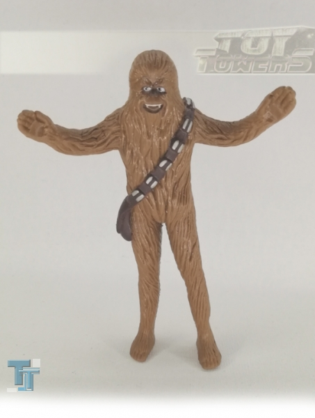 BEND-EMS JUSTOYS - Chewbacca - 1993 - lose