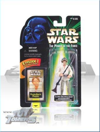 Luke Skywalker US Flashback