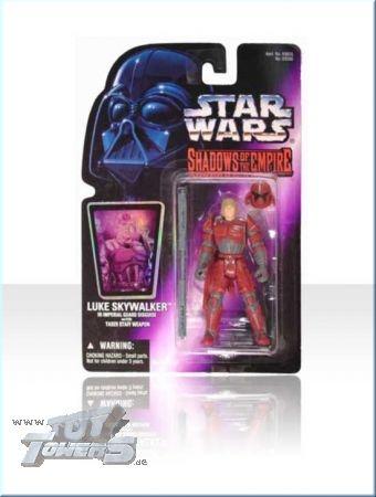 SotE Luke Skywalker in Imperial Guard Disguise - US Karte
