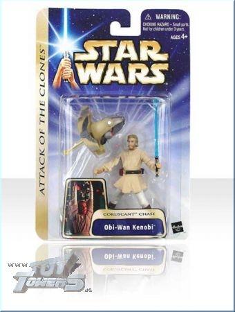 Hall of Fame Figur - Obi-Wan Kenobi (Coruscant Chase)