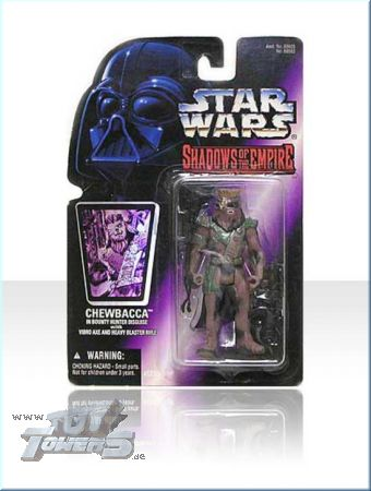SotE Chewbacca in Bounty Hunter Disguise - US Karte