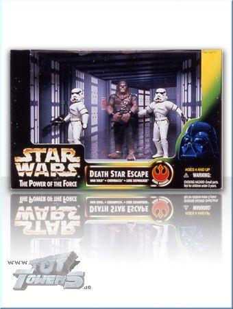POTF² Cinema Scene - Death Star Escape ( US Box ), geöffnet
