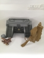Endor Attack Deluxe Playset, lose - DEFEKT!
