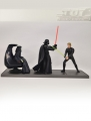 POTF² Cinema Scene - Final Jedi Duel - lose