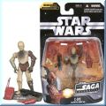 TSC - C-3PO w/ battle droid head  #017 - Version