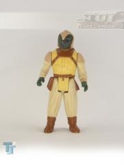 Vintage Klaatu Skiff Guard, lose