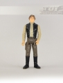 Vintage Han Solo Trench Coat, lose