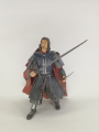 Lord of the Rings - Return of the King - Aragorn (Super Poseable Pelennor Fields), loose
