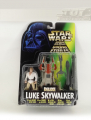 POTF² Luke Skywalkers Desert Sport Skiff with Blasting Rocket Launcher, MOC