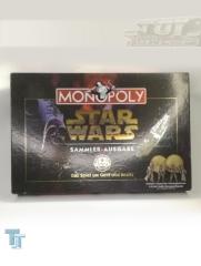 MONOPOLY Star Wars Sammlerausgabe von 1997, Parker 40786 Brettspiel