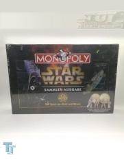 MONOPOLY Star Wars Sammlerausgabe von 1997, Parker 40786 Brettspiel NEU