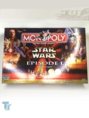MONOPOLY Star Wars Episode 1 Sammler Ausgabe, Parker 40787 Brettspiel