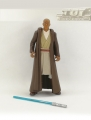 POTF² Mace Windu - Sneak Preview Figur, lose