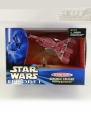 Micro Machines Action Fleet Republic Cruiser featuring Qui-Gon Jinn, MISB
