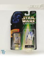 R2-D2 with Pop-Up Lightsaber - US Flashback