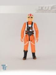 Vintage Luke X-Wing Pilot, lose - beschädigt!