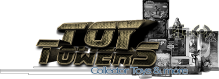 Toytowers -  Collector Toys and more: Onlineshop für Action Figuren, Statuen und Film Merchandising Star Wars u.m.